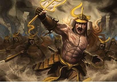 Samurai Warrior Rings L5r Legend Five Fantasy