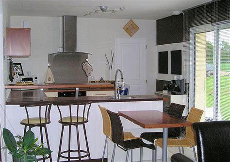 d馗oration cuisine ouverte décoration cuisine ouverte