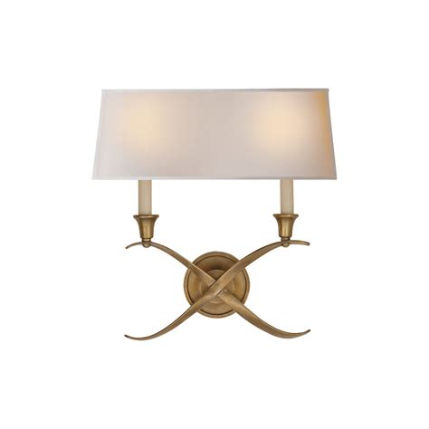 visual comfort sconces visual comfort cross bouillotte sconces wall mounts