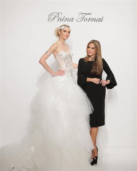 pnina tornai      dress interview