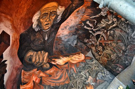 Jose Clemente Orozco Murales by Seis Grandes Murales De Jos 233 Clemente Orozco
