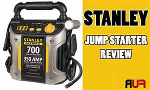 Stanley Jump Starter Reviews  Instruction And Manual