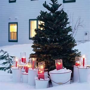Weihnachtsbeleuchtung Für Draußen : weihnachtsbeleuchtung drau en vor dem haus 10 coole ideen ~ Frokenaadalensverden.com Haus und Dekorationen
