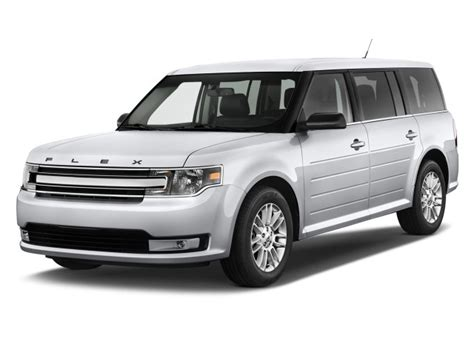 2018 Ford Flex Review, Ratings, Specs, Prices, And Photos