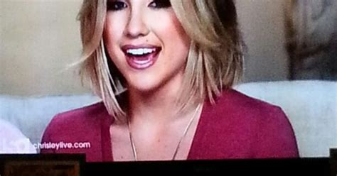 Love Savannah Chrisley's Hair!