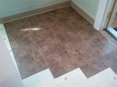 Self Adhesive Tile Flooring