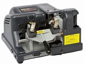 Ilco Manual Key Duplicating Machine