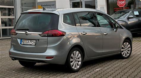 Opel Zafira Tourer by Image Search 2013 Opel Zafira Tourer Biturbo