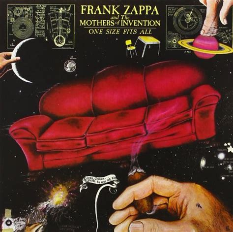 Sofa Frank Zappa by Top 12 Most Essential Frank Zappa Albums