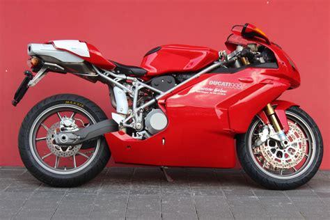 Buy Motorbike Demonstration Model Ducati 999 S Mono Hans