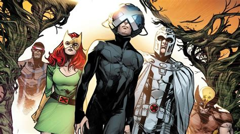 X New by Jonathan Hickman S New Series Will Wildly Change Marvel