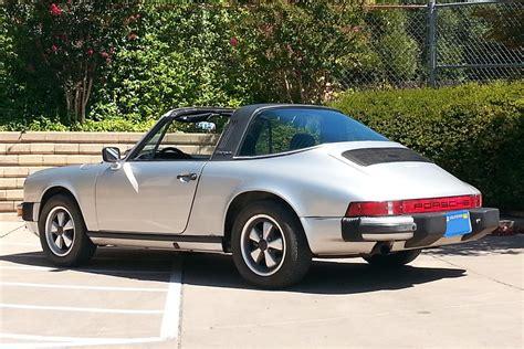 1977 Porsche 911s Targa 181278