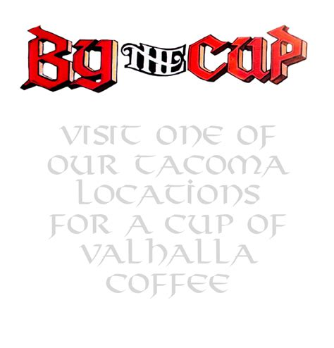 Share tweet pin it +1. HOME | Valhalla Coffee Co. - Small Batch Coffee Roasted In Tacoma!