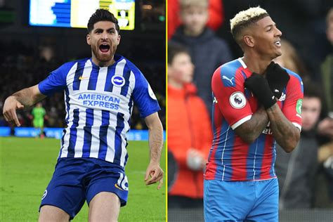 Brighton vs Crystal Palace LIVE: Confirmed team news, kick ...