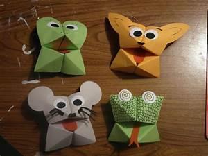 Activité Manuelle Enfant 3 Ans : activit manuelle pour enfant de 5 ans tout est bon dans la cr ation origami et pliage de ~ Melissatoandfro.com Idées de Décoration