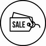 Icon Offer Tag Label Sell Discount Svg