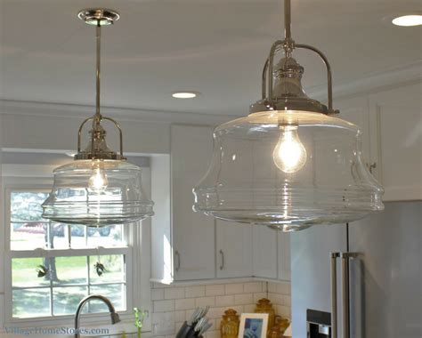 schoolhouse pendant lighting kitchen prophetstown kitchen remodel with 4 ovens 5085