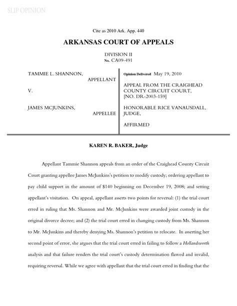guardianship letter  case  death template examples