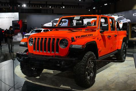 Jeep Image by Jeep Gladiator Jt