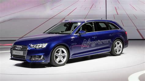 2016 Audi A4 G-tron Review