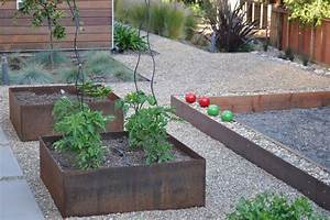 Cool, Rectangular, Planters, Decorating, Ideas, For, Entry, Contemporary