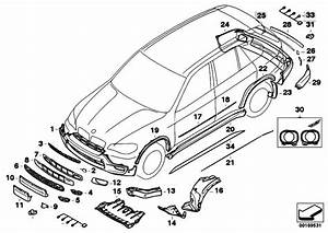Original Parts For E70 X5 4 8i N62n Sav    Vehicle Trim