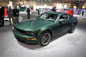 2008 Ford Mustang Bullitt Pictures, Photos, Wallpapers. | Top Speed