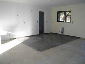 nice peinture pour salle a manger 2 construction maison With parquet blanc vieilli