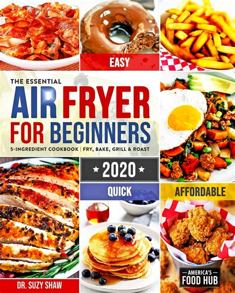 fryer air cookbook beginners