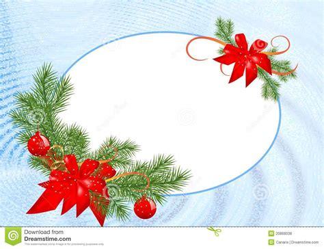 oval christmas frames oval frame cdr vector stock vector illustration of frame white 20868038