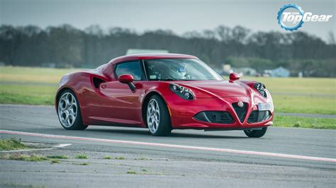 Top Gear Alfa Romeo 8c by Wallpapers Stig In The Alfa 4c Top Gear Alfa Romeo
