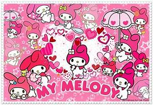 Free Download My Melody Wallpaper | My Melody ...