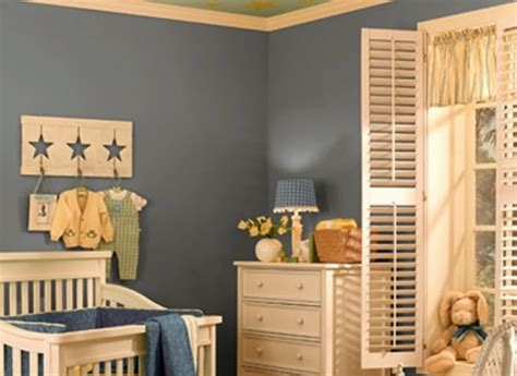 paint colors for a baby boy nursery wall paint ideas for baby nursery room