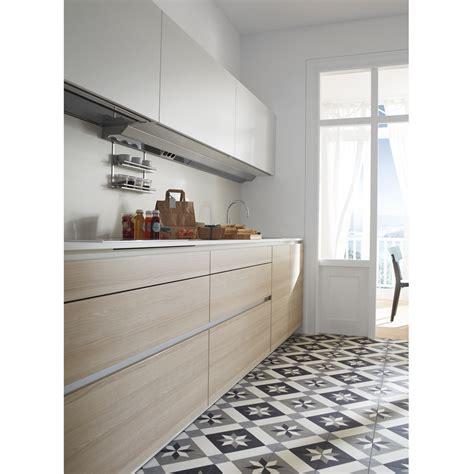 cuisine blanc bois cuisine bois et blanc laqu impeccable cuisine noir gris