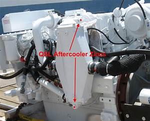 Zinc Locations Cummins Marine Diesel Engines