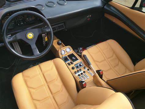 ferrari    leather seat kit