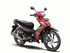 Suzuki New Smash Fi Motor Bebek Irit Bensin Dan Mudah