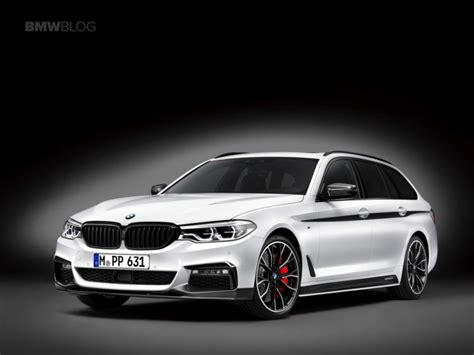 Bmw 5 Series Touring Backgrounds by Bmw M Performance Parts For The New Bmw 5 Series Touring