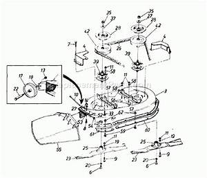 Mtd Riding Mower Parts Diagram