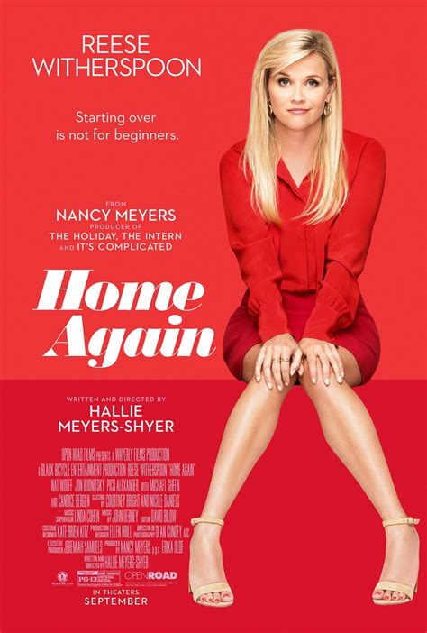 Home Again Dvd Release Date December 12, 2017