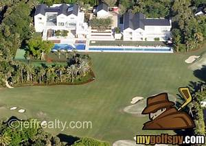 EXCLUSIVE!! - Tiger Woods New House In Jupiter