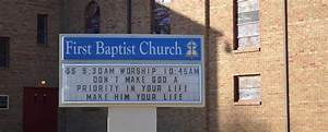 First Baptist Church - Raton, NM
