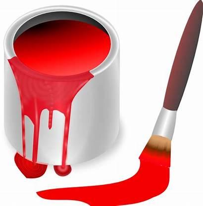Paint Brush Clip Clipart Clker Cliparts