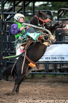 Mini Bronc Riding School: High River Agricultural Society ...