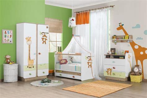 déco jungle chambre bébé revger com chambre bébé décoration jungle idée