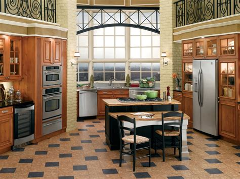 cork flooring kitchen images cork flooring for your kitchen hgtv