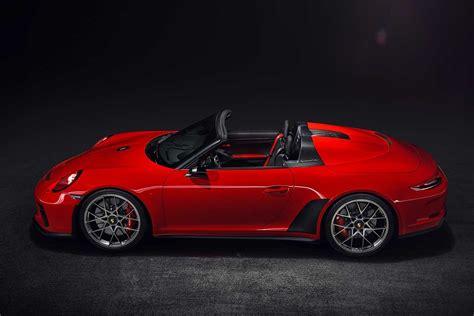 2019 Porsche 911 Speedster Confirmed For Production