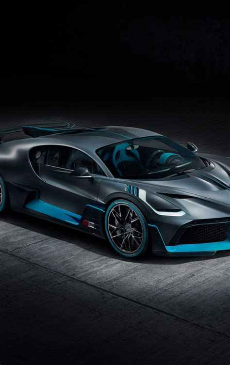 Curtains up for the divo. Download Bugatti Divo, 2018, supercar, front wallpaper, 840x1336, iPhone 5, iPhone 5S, iPhone 5C ...