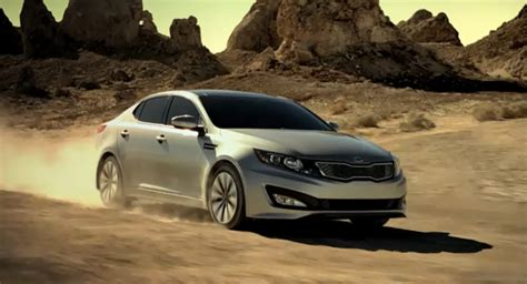 Kia Cars Commercial by 2011 Kia Optima Amazing Commercial Korean Cars