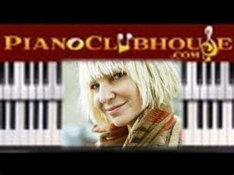 Chandeliers Sia by How To Play Quot Chandelier Quot By Sia Piano Tutorial Lesson